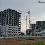 Салават Купере: Дома 12-2 и 12-1 (фото 05.07.2015)