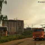 Салават Купере: Дом 10-4 и Камаз)) (фото 05.07.2015)