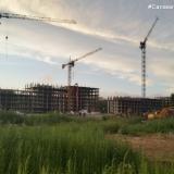 Салават Купере: Дома 11-2 и 11-3 (фото 05.07.2015)