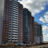 Салават Купере: Дома 13-2 и 13-1 (фото 4 октября 2015)