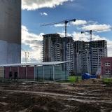 Салават Купере: Дома 10-4 и 10-5 (фото 4 октября 2015)