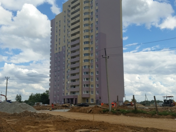 Салават Купере: Дом 13-5 (фото 16 августа 2015)