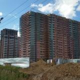 Салават Купере: Дом 13-3 вид с улицы (фото 16 августа 2015)